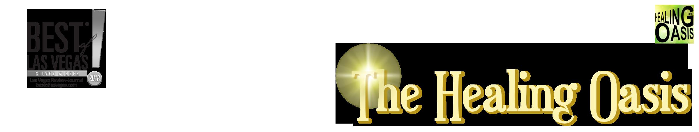 The Healing Oasis Logo